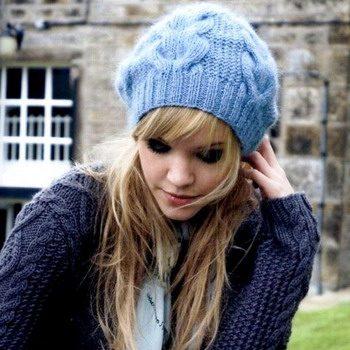 модные вязаные шапки для зимы 2015 года все для женщины