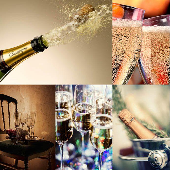 Сосет и пьет шампанское 5 фотография