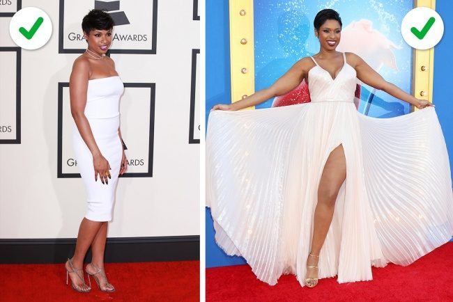 Какое платье подобрать под каждый тип фигуры