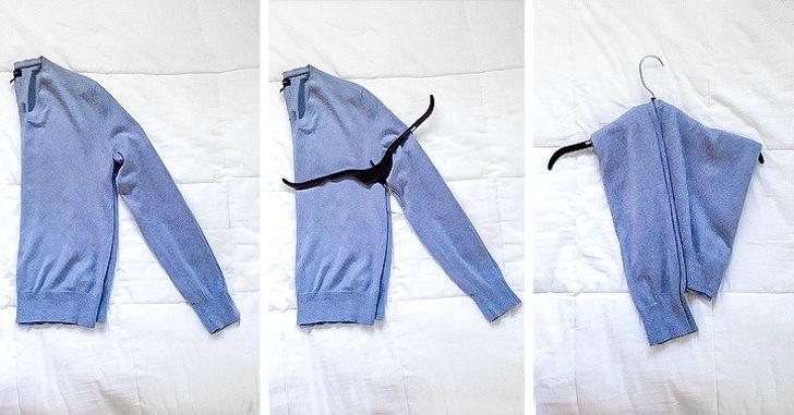 Лайфхаки для тех, кто бережет свой гардероб