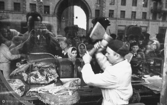 Картинки по запросу советская торговля фото