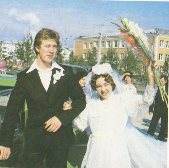 Свадьбы в 80 годов 9