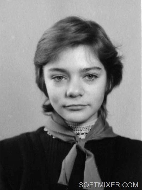Главную героиню фильма - Алису Селезнёву сыграла Наташа