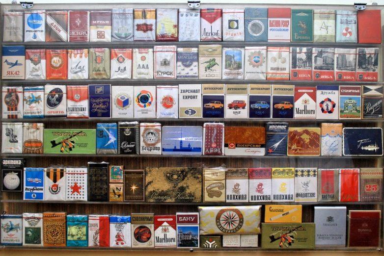 сигареты советского союза фото
