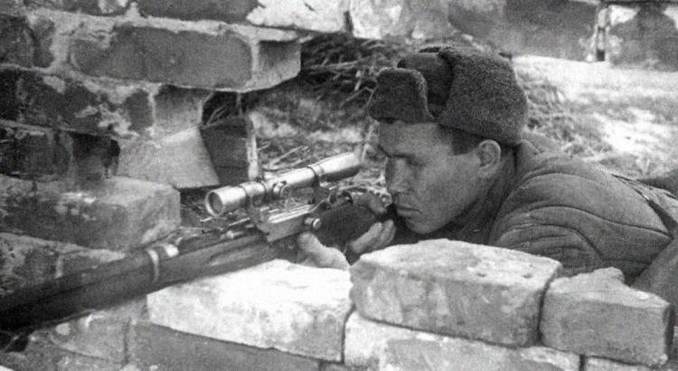 Снайперские дуэли Великой Отечественной
