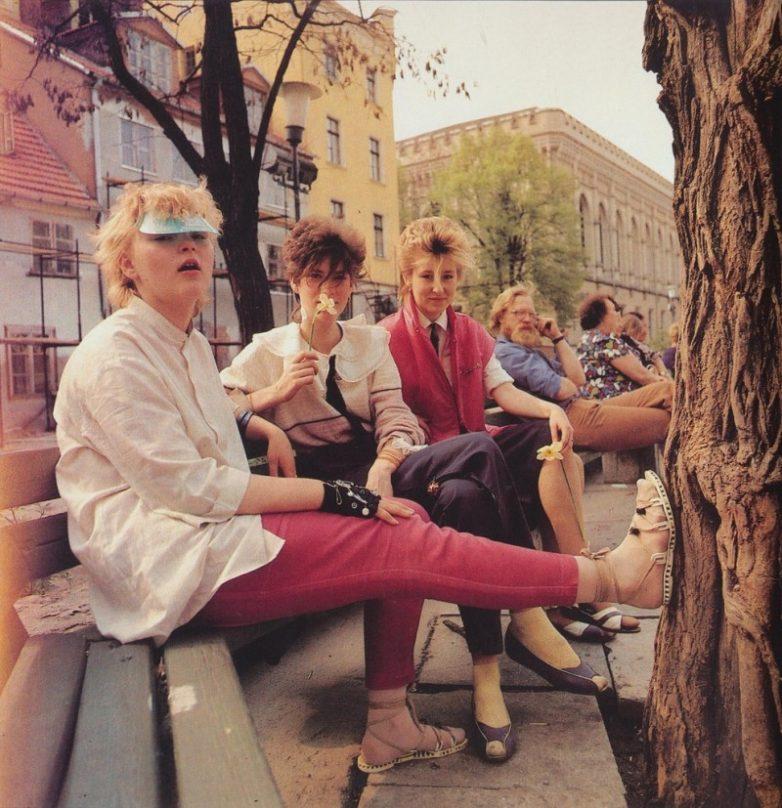 Счастливая жизнь в Прибалтике при Советском Союзе