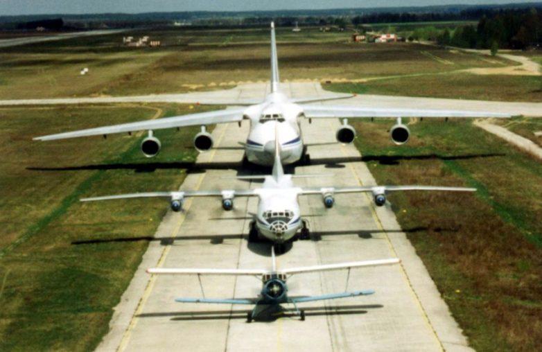 25 Шедевров отечественной авиации