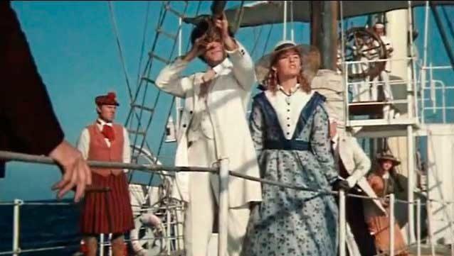 Как снимали фильм В поисках капитана Гранта