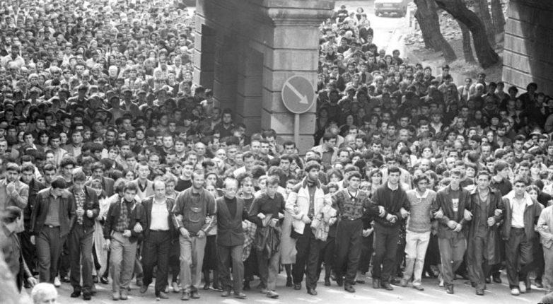 Восстание грузинских сталинистов