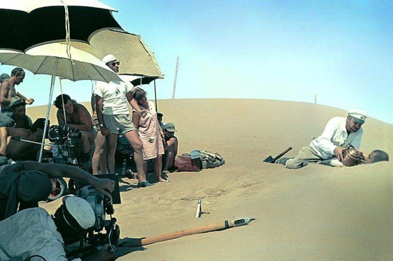 Как снимали «Белое солнце пустыни»