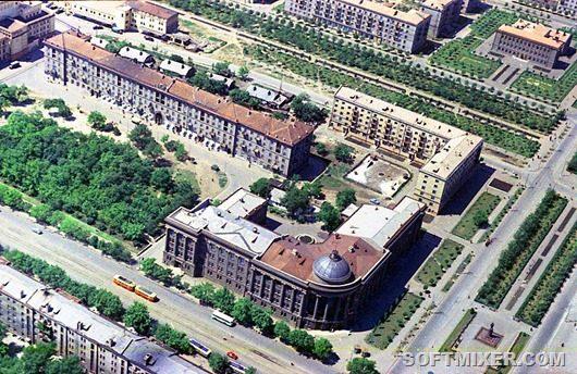 Донецк начала 1960-х