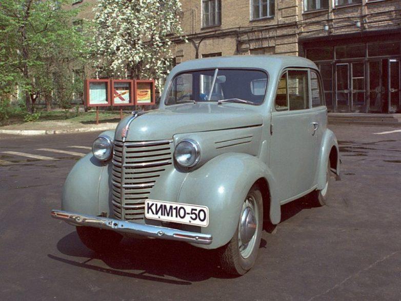 История автомобиля «Москвич»