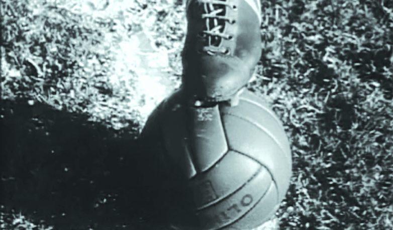 Футбол на руинах Сталинграда 02.05.1943