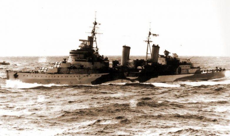 Тайна крейсера «Эдинбург» или как добыли «золото Сталина»