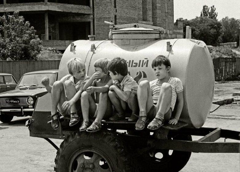Путешествие в беззаботное советское детство