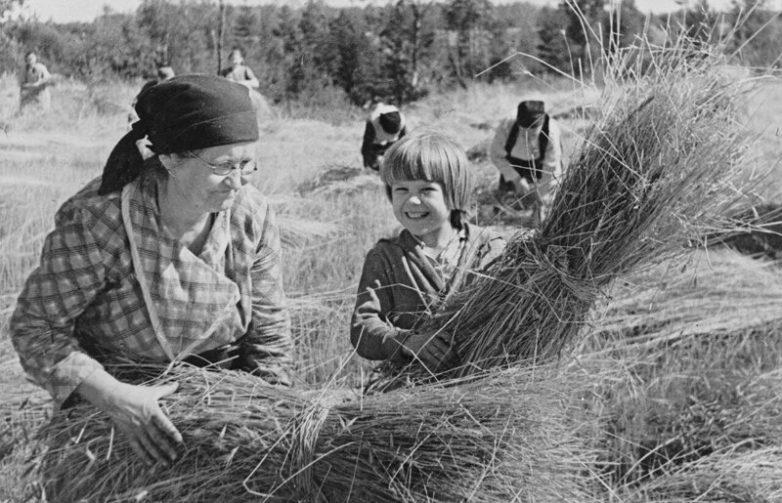 Добрые и тёплые отографии из СССР