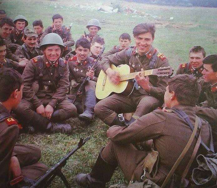Какой была советская армия