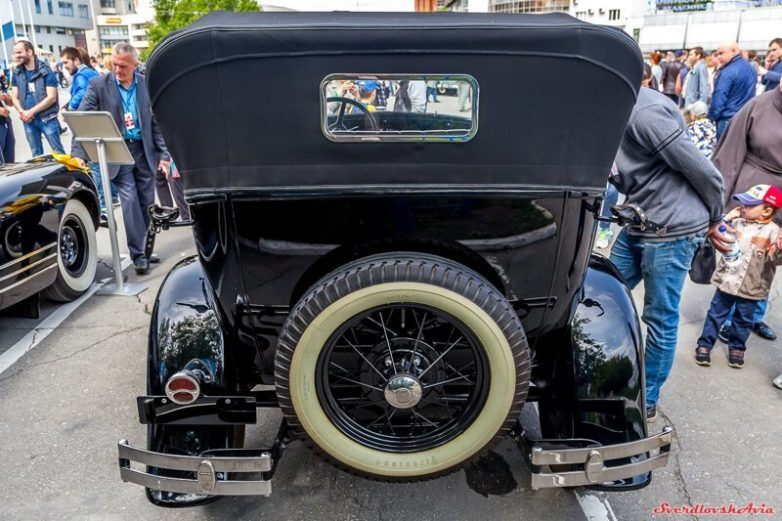 Советский Ford «ГАЗ-А