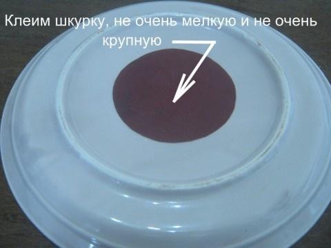 Тарелка в микроволновку своими руками 340