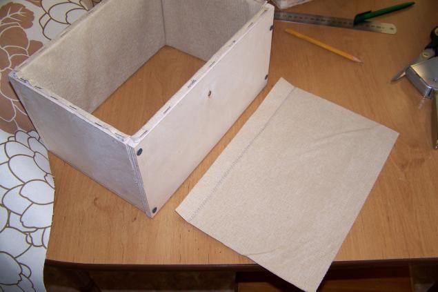 Как сделать короб из фанеры своими руками