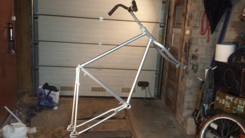 Как сделать покрышку на велосипед 90