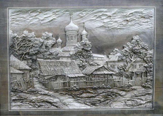 Умельцы земли Русской