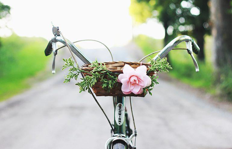 Как сделать корзинку для велосипеда