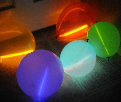 Как сделать мороженое из воздушных шаров
