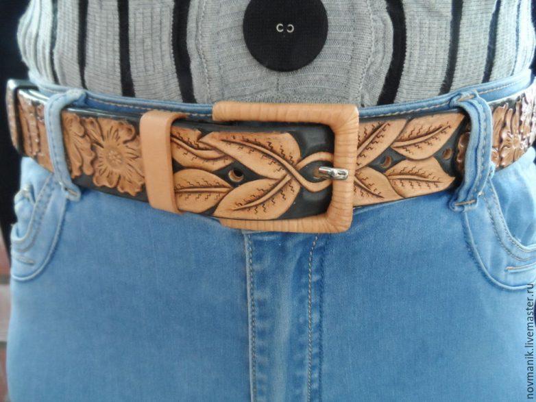 Мастер класс женский кожаный ремень сумки кожаные на ремень мужские