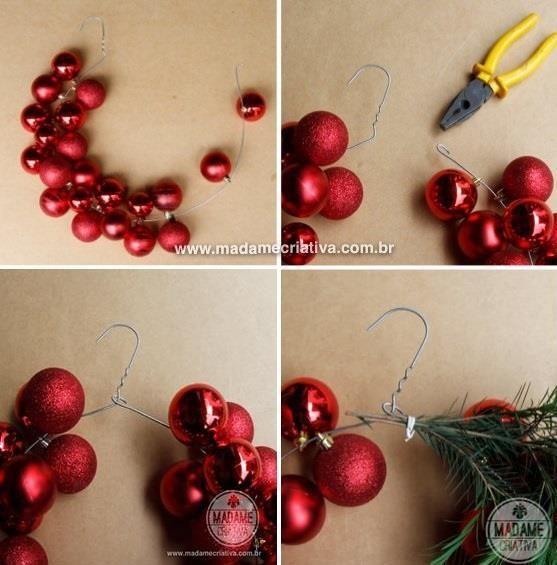 Рождественские веночки фото