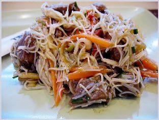 "Корейский салат ""Фунчеза"""