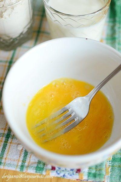 Суп с галушками по-слобожански