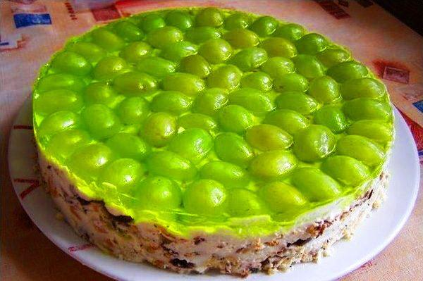 5 аппетитнейших тортов без выпечки