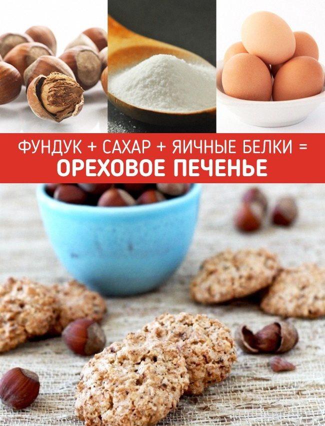 15 блюд из 3-х ингредиентов