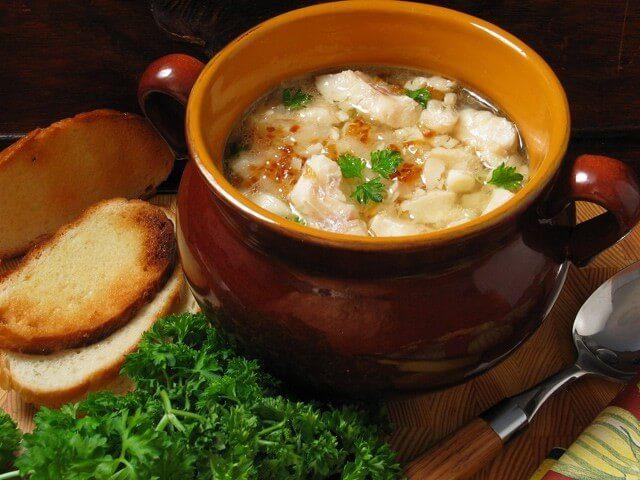 Блюда в горшочках с рыбой в духовке рецепты с фото пошагово