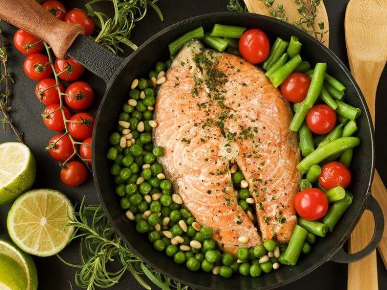 полезные блюда рецепты с фото