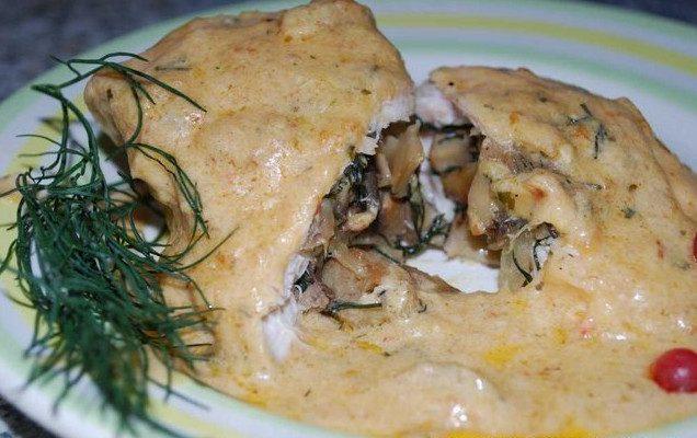 Подливка из куриной грудки рецепт с фото