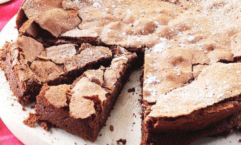 Самый простой рецепт шоколадного пирога