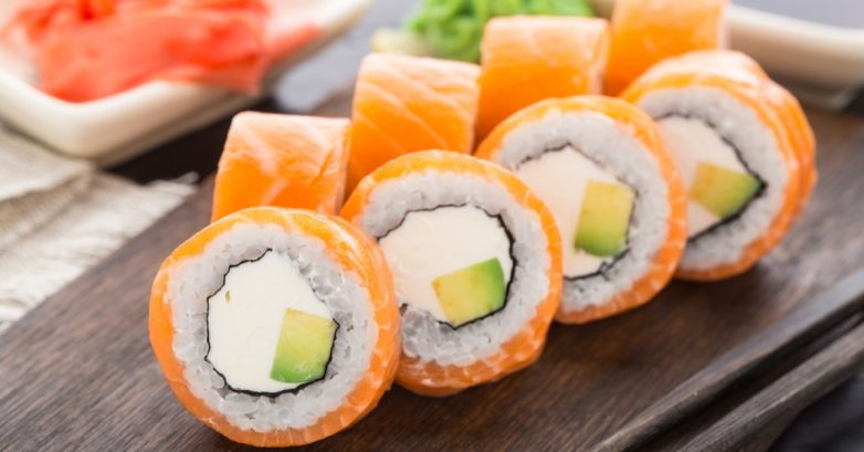 Готовим роллы в домашних условиях Кулинария,закуска,Роллы,суши