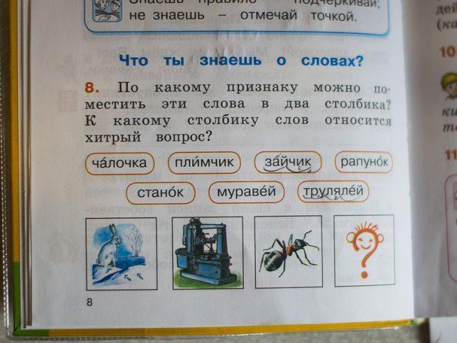 Чему учат в нашей школе?