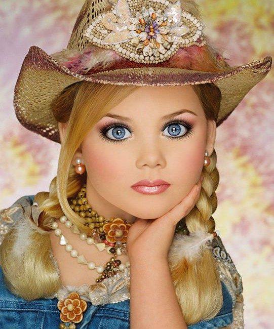 Чем плохи модные в США конкурсы красоты для детей - Крамола