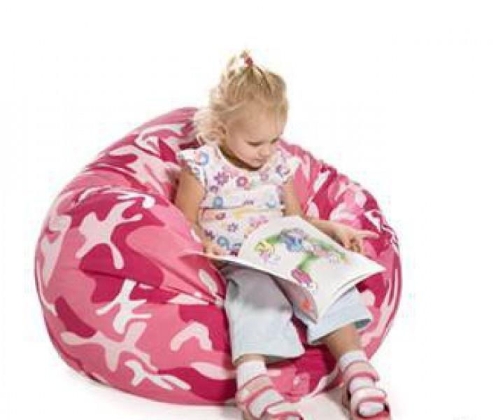 Кресло мешок в детскую своими руками