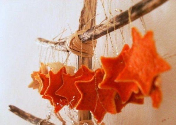 Прикольные поделки из апельсинов
