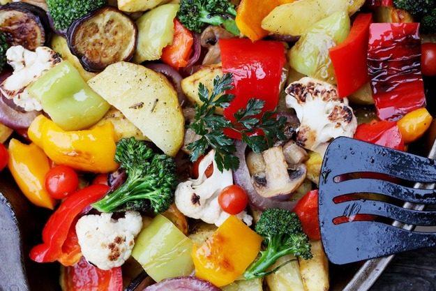 Ошибки при запекании овощей в духовке