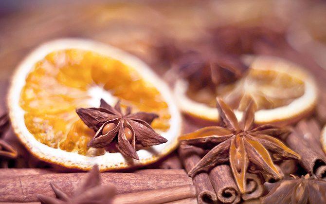 Каскад естественных ароматов для смены настроения