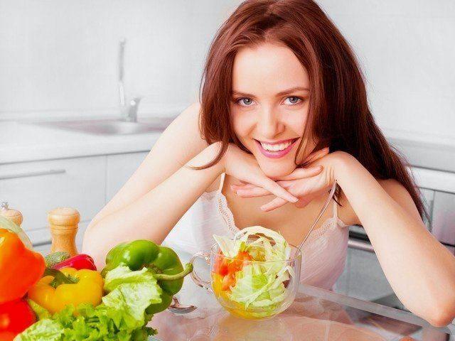 сколько нужно есть правильное питание