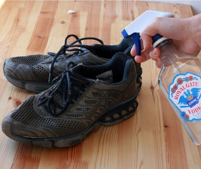 Как сделать чтобы кроссовки были на размер  622