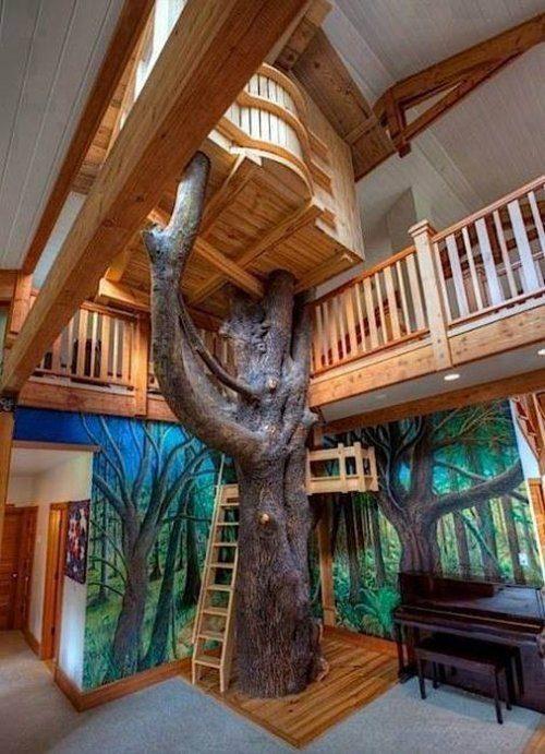 Креативные вещи из дерева
