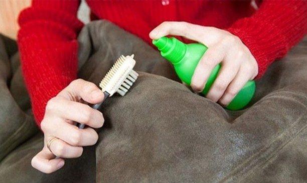 Как почистить дубленку самостоятельно?