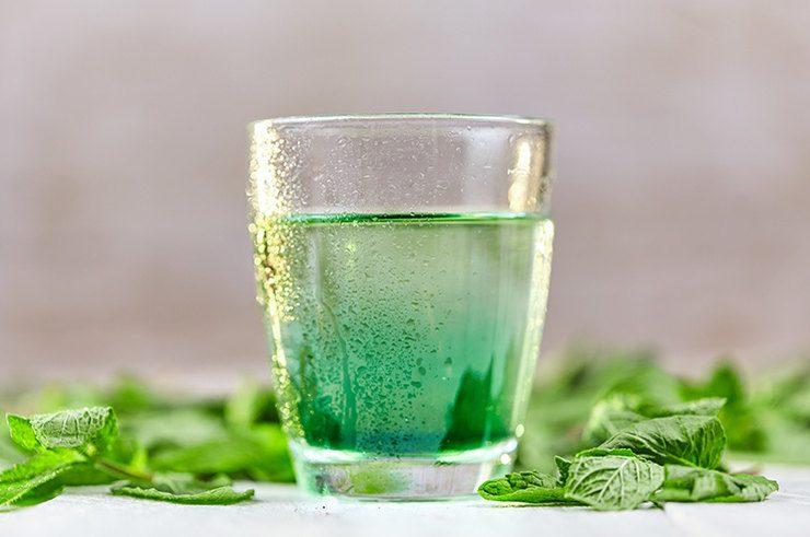 Полезна ли хлорофильная вода